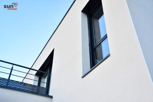 Fenêtres et garde-corps